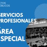 ACTOS PÚBLICOS - SERVICIOS PROFESIONALES y especial - SEducA copia